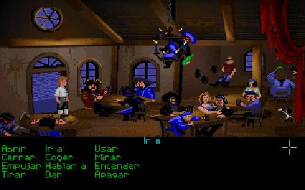 Imagen de la descarga de The Secret of Monkey Island VGA