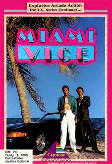 Carátula del juego Miami Vice (PC)