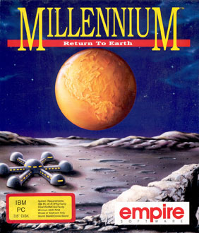Portada de la descarga de Millennium: The Return to Earth