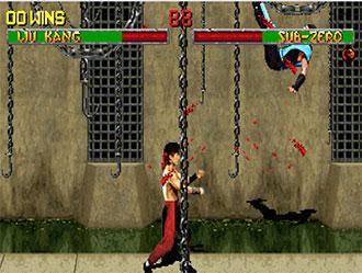 Imagen de la descarga de Mortal Kombat II CD-ROM