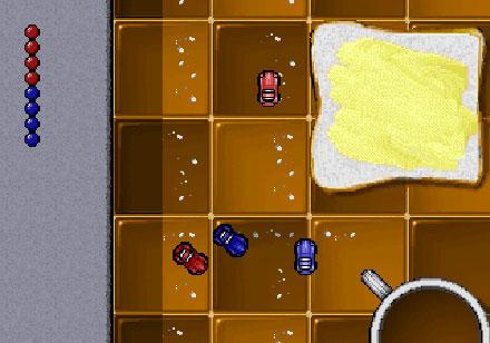 Pantallazo del juego online Micro Machines 2 Turbo Tournament (PC)
