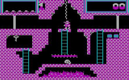Pantallazo del juego online Montezuma's Revenge (PC)