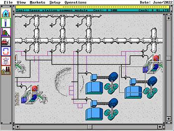 Imagen de la descarga de Moonbase: Lunar Colony Simulator