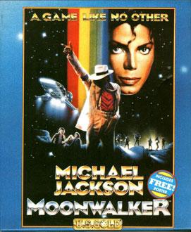 Portada de la descarga de Michael Jackson: Moonwalker