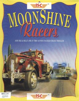 Carátula del juego Moonshine Racers (PC)