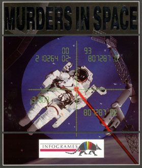Carátula del juego Murders in Space (PC)