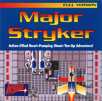 Portada de la descarga de Major Stryker