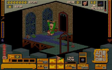 Pantallazo del juego online Mystic Towers (PC)
