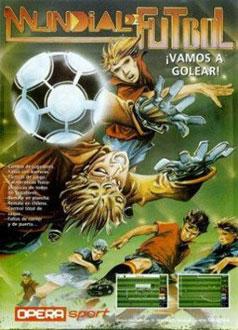 Carátula del juego Mundial de Futbol (PC)