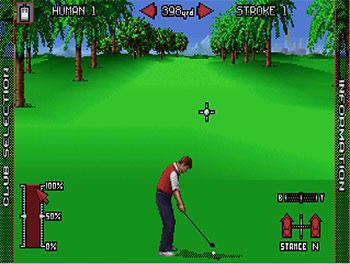Imagen de la descarga de Nick Faldo's Championship Golf