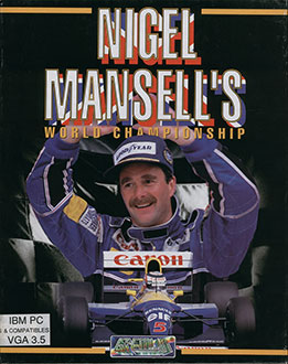 Juego online Nigel Mansell's World Championship Racing (PC)
