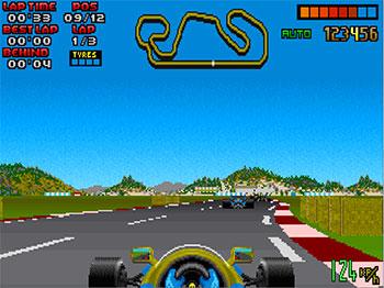 Imagen de la descarga de Nigel Mansell's World Championship Racing