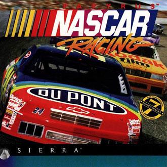 Carátula del juego Nascar Racing (PC)