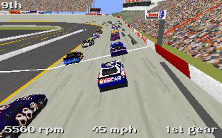 Imagen de la descarga de Nascar Racing