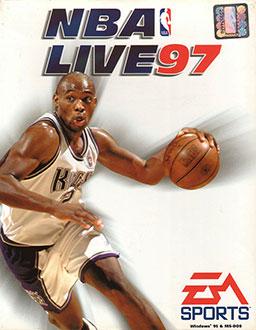 Portada de la descarga de NBA Live 97
