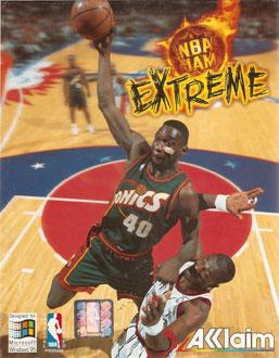 Portada de la descarga de NBA Jam Extreme