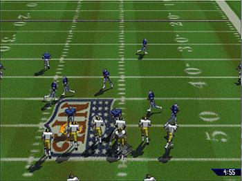 Imagen de la descarga de NFL Quarterback Club '96