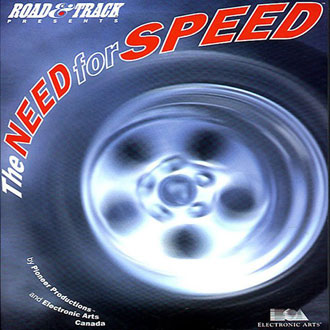 Carátula del juego Road & Track Presents - The Need for Speed (PC)