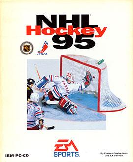 Portada de la descarga de NHL Hockey 95