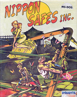 Portada de la descarga de Nippon Safes Inc