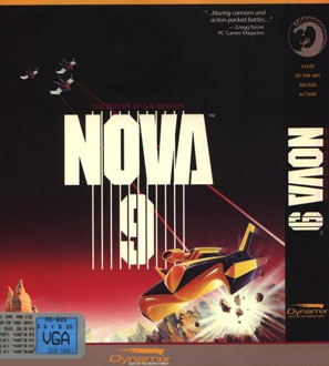 Portada de la descarga de Nova 9