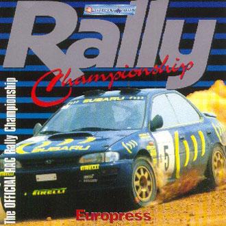 Portada de la descarga de Network Q RAC Rally Championship