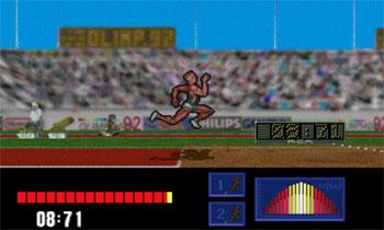 Imagen de la descarga de Olimpiadas 92: Atletismo