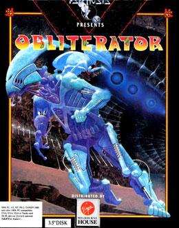 Portada de la descarga de Obliterator