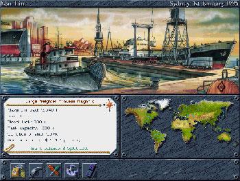 Imagen de la descarga de Ocean Trader