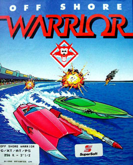 Carátula del juego Off Shore Warrior (PC)