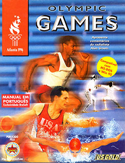 Portada de la descarga de Olympic Games: Atlanta 1996