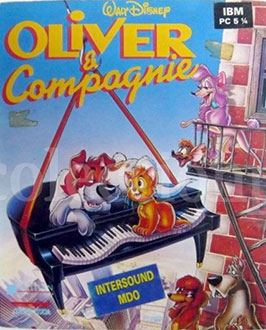 Portada de la descarga de Oliver & Company