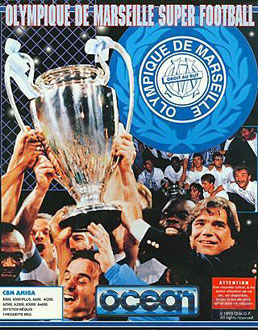 Portada de la descarga de Olympique de Marseille