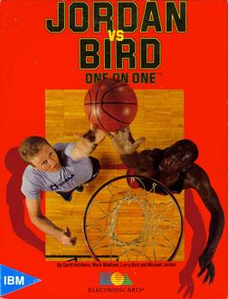 Portada de la descarga de Jordan vs Bird: One on One