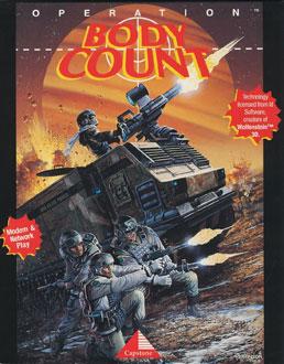 Carátula del juego Operation Body Count (PC)