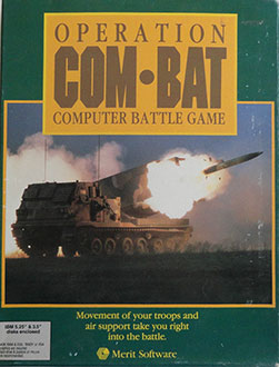 Portada de la descarga de Operation Combat