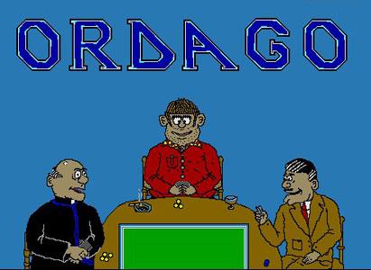 Carátula del juego Ordago (PC)