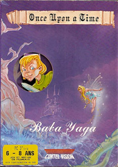 Juego online Once Upon a Time: Baba Yaga (PC)