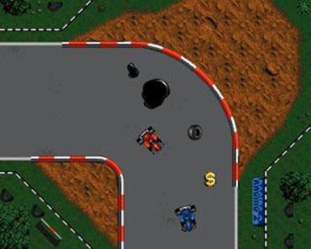 Pantallazo del juego online Overdrive (PC)