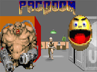 Juego online PacDoom (PC)