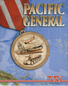 Portada de la descarga de Pacific General