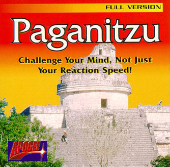 Portada de la descarga de Paganitzu