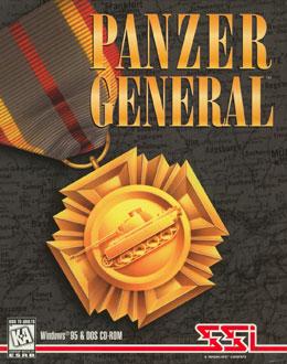 Carátula del juego Panzer General (PC)