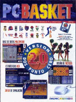 Portada de la descarga de PC Basket 2.0