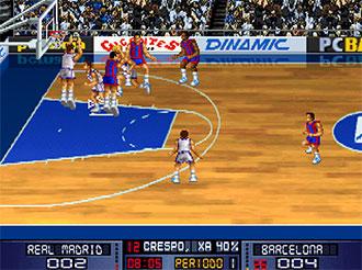 Imagen de la descarga de PC Basket 2.0