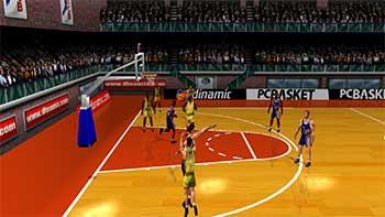 Imagen de la descarga de PC Basket 6.5