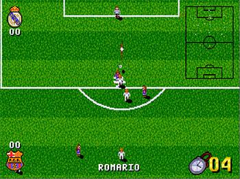 Imagen de la descarga de PC Liga 94-95
