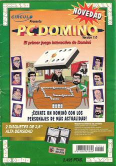 Carátula del juego PC Domino