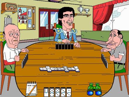 Pantallazo del juego online PC Domino