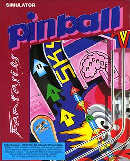 Portada de la descarga de Pinball Fantasies Deluxe